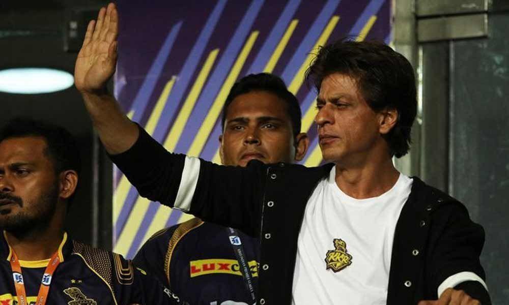 Shahrukh Khan sends a message to former captain Sourav Ganguly after KKRS massive defeat