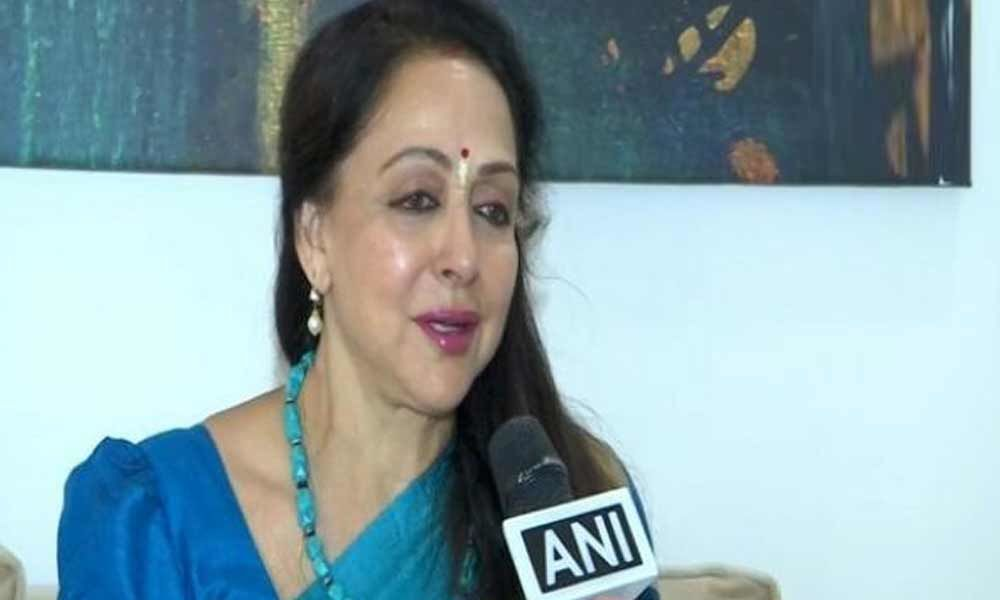 PM Modi will help me win LS poll again: Hema Malini