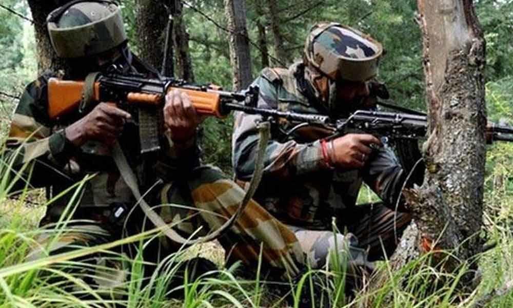 Cops gun down two dreaded Jaish militants