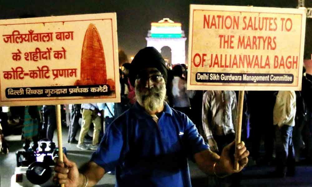 Nation recounts Jallianwala Bagh horrors