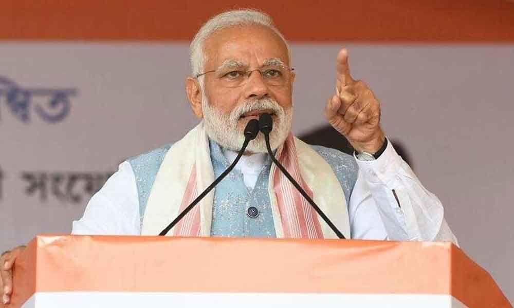 Narendra Modi to address traders on April 19
