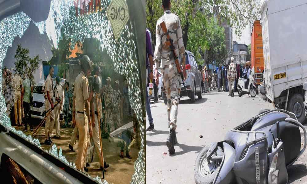 Sealing drive leads to clash between cops, locals