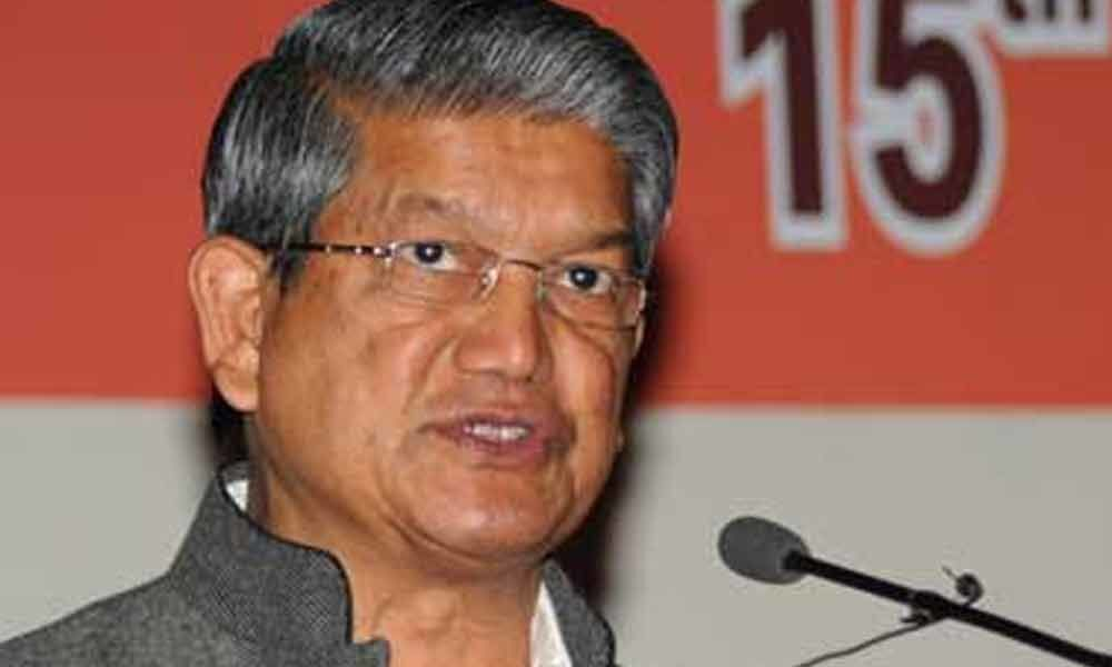 Assam will vote for Cong as BJP committed to bring citizenship bill: Harish Rawat