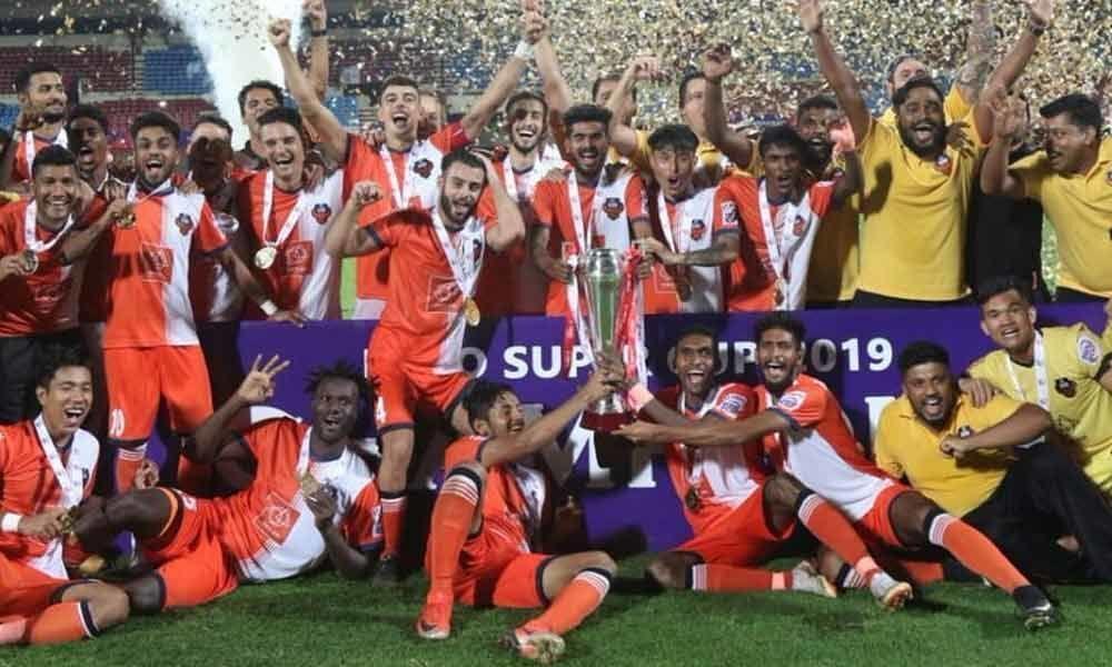 Hero Super Cup 2019: Goa beat Chennaiyin FC 2-1 to clinch title