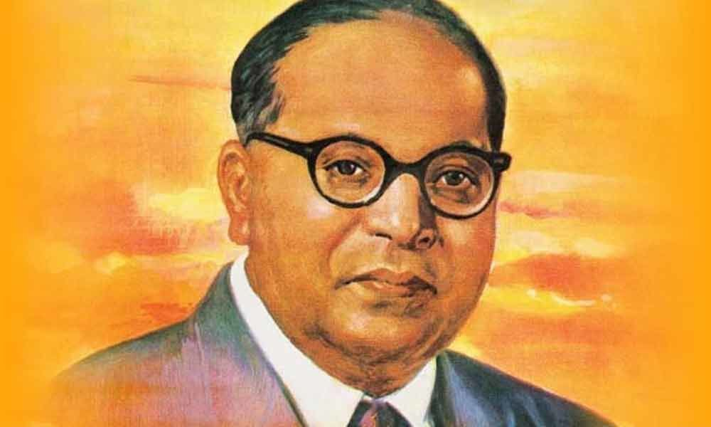 Remembering the Architect of Indian Constitution Babasaheb Ambedkar on his 128 birth Anniversary
