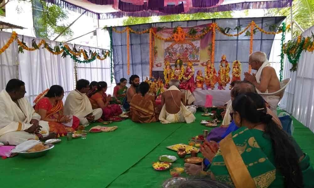 Sitarama Kalyanam performed grandly