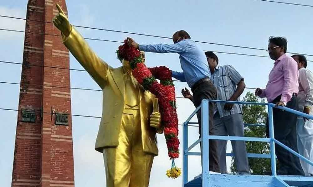 Babasaheb a role model, says civic chief