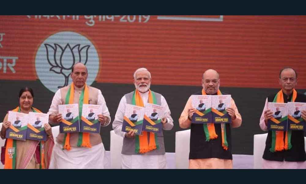 BJP manifesto forgets backward populace