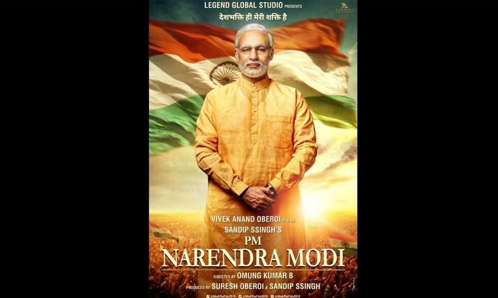 Modi a new legend