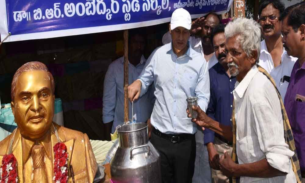 Government plans to set up drinking water kiosks