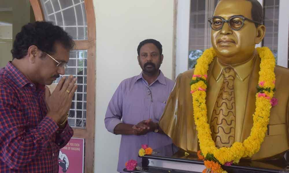 Youth told to emulate Ambedkar