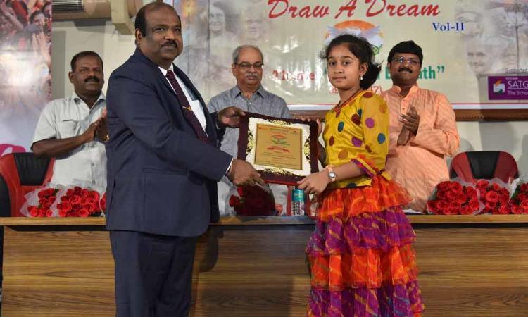 Draw A Dream Awards Ceremony