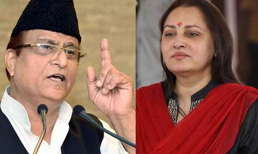 Wont contest if proved guilty: Azam Khan on remarks against Jaya Prada