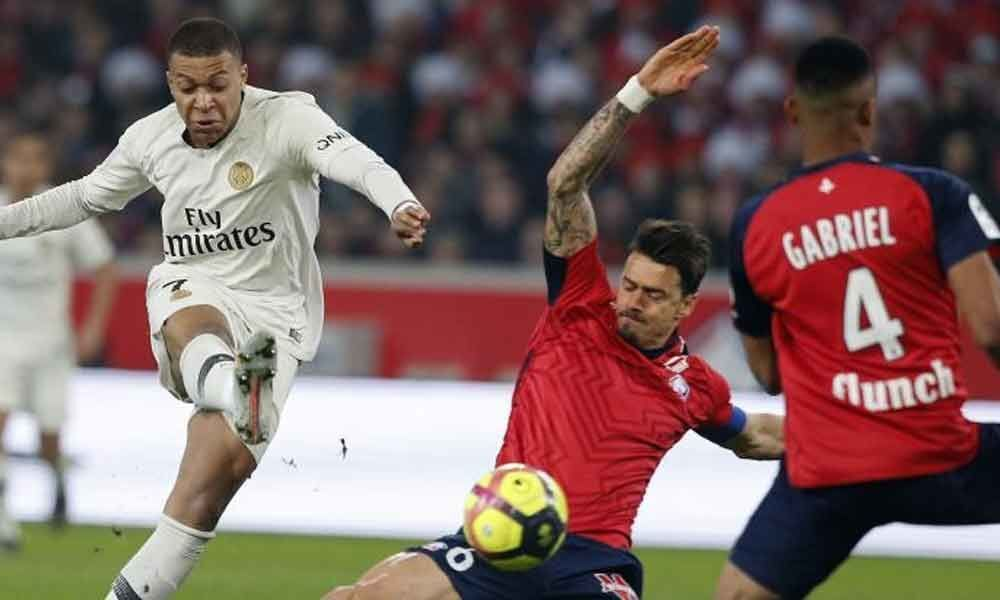 Ligue 1: Lille thumps PSG 5-1 to delay PSGs chances to seal their 6th Ligue 1 title