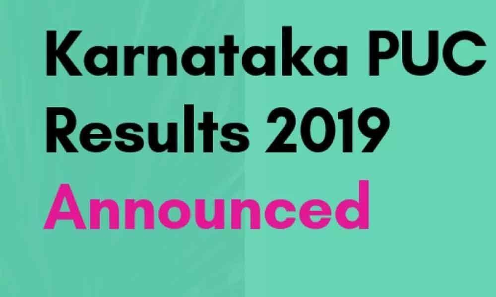 61.73% students pass as Karnataka 2nd PUC Results 2019 Announced