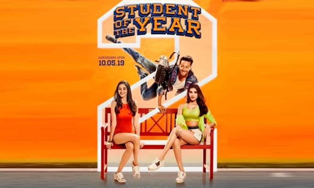 Meet The New Batch Of SOTY 2 - Tiger Shroff, Ananya Pandey And Tara Sutaria