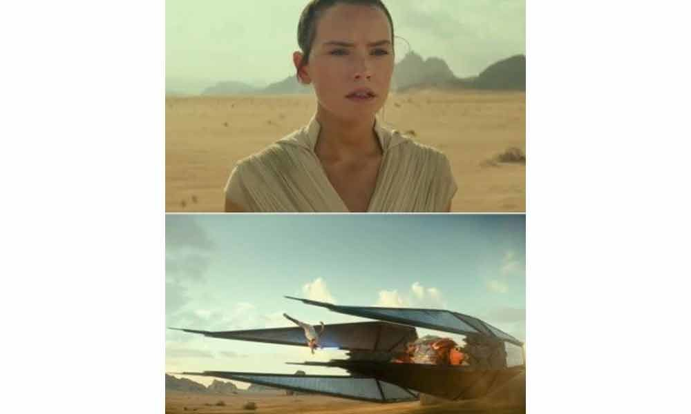 Star Wars: Episode IX Trailer Is Out