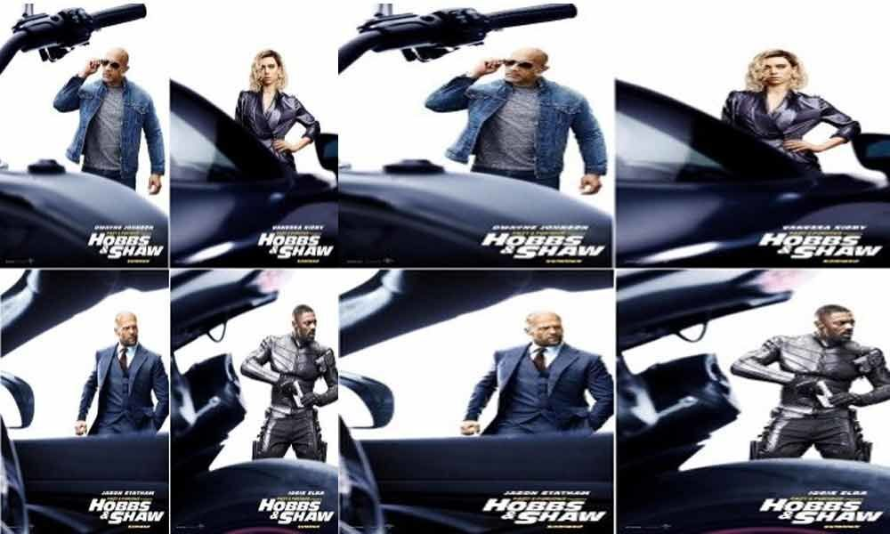Hobbs And Shaw Trailer Will Release In 10 Indian Languages