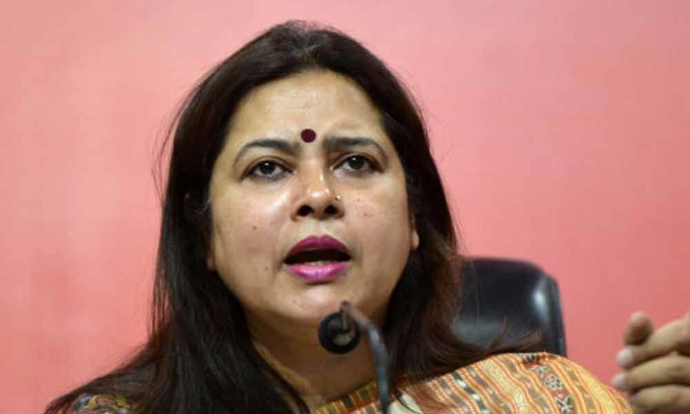Apex court has made it clear that PM Modi committed a theft: BJP MP Meenakshi Lekhi