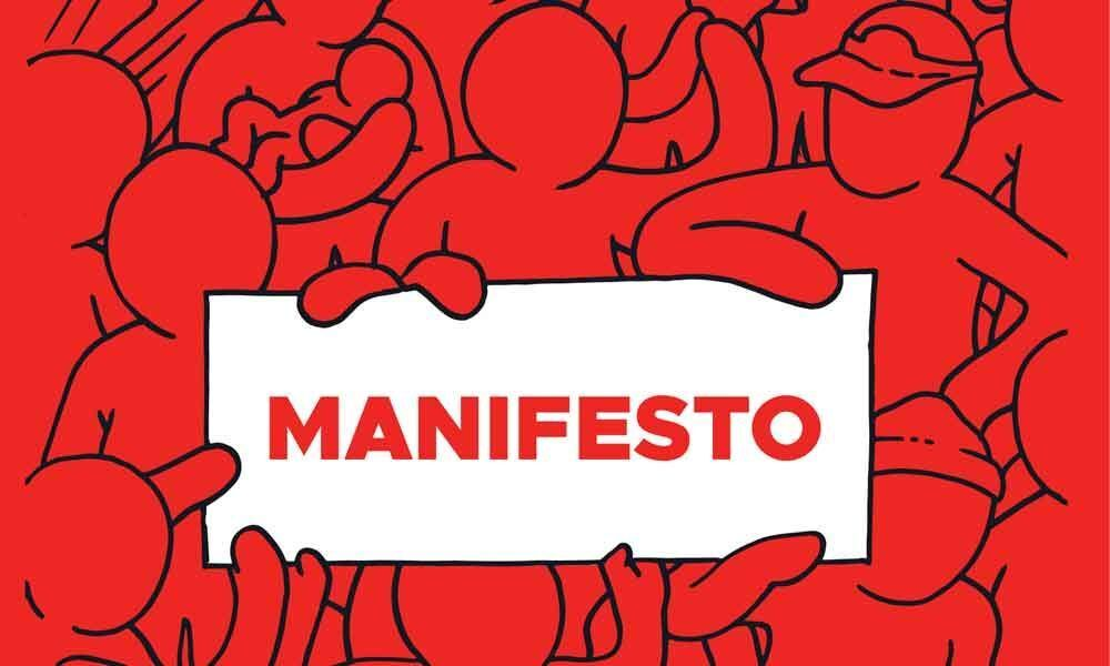 A case of competing manifestos