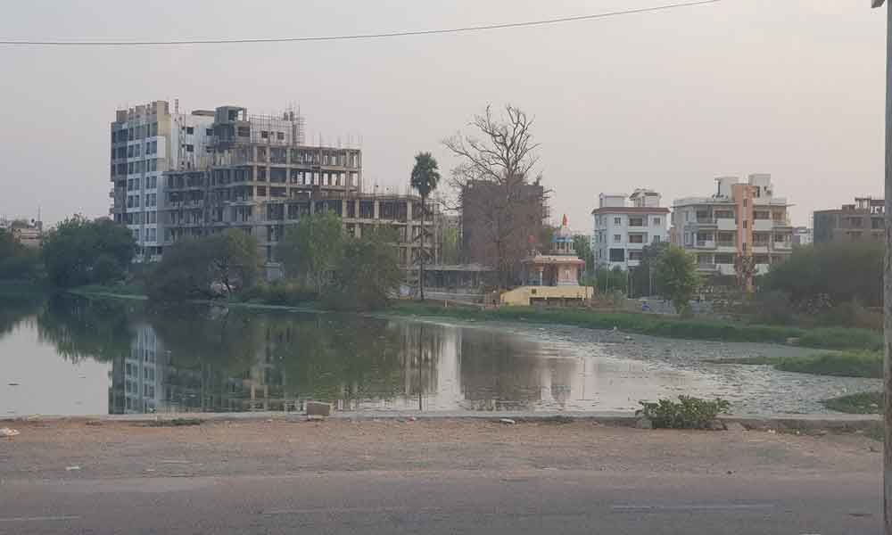 Lakes wallowing in neglect by authorities