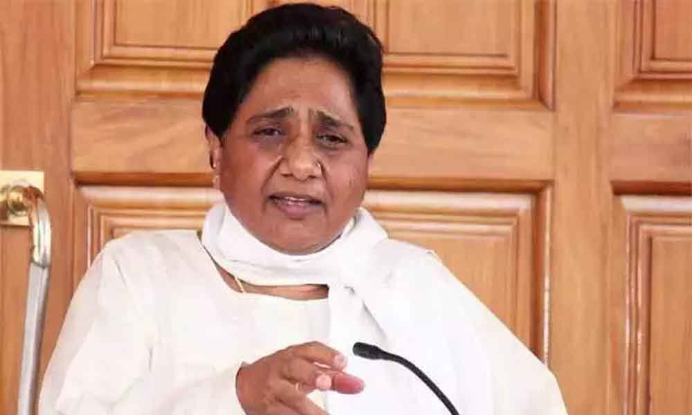 Election Commission ban on Mayawati: Supreme Court refuses relief