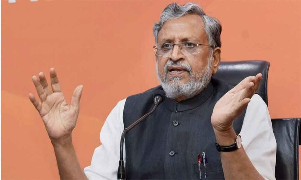 Sushil Modi to file defamation case against Rahul Gandhi