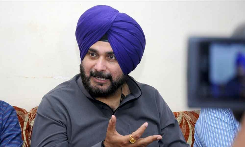 Modi is the biggest liar as PM: Navjot Singh Sidhu