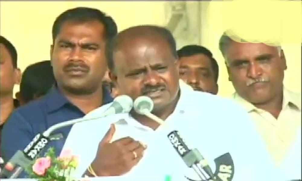 Sumalatha got recognition because of me, says Karnataka CM
