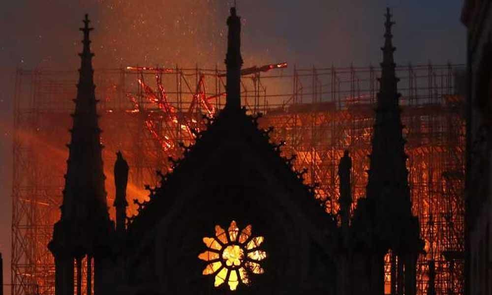 Years? Decades? Uncertainty over time needed to rebuild Notre-Dame