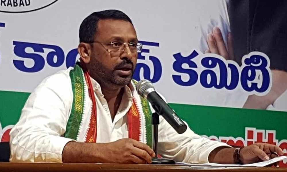 Congress alleges official rigging of LS polls in Telangana
