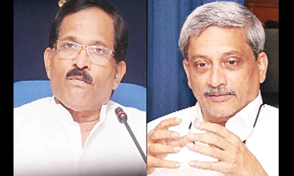 Shripad Naik all set to break free of Parrikar