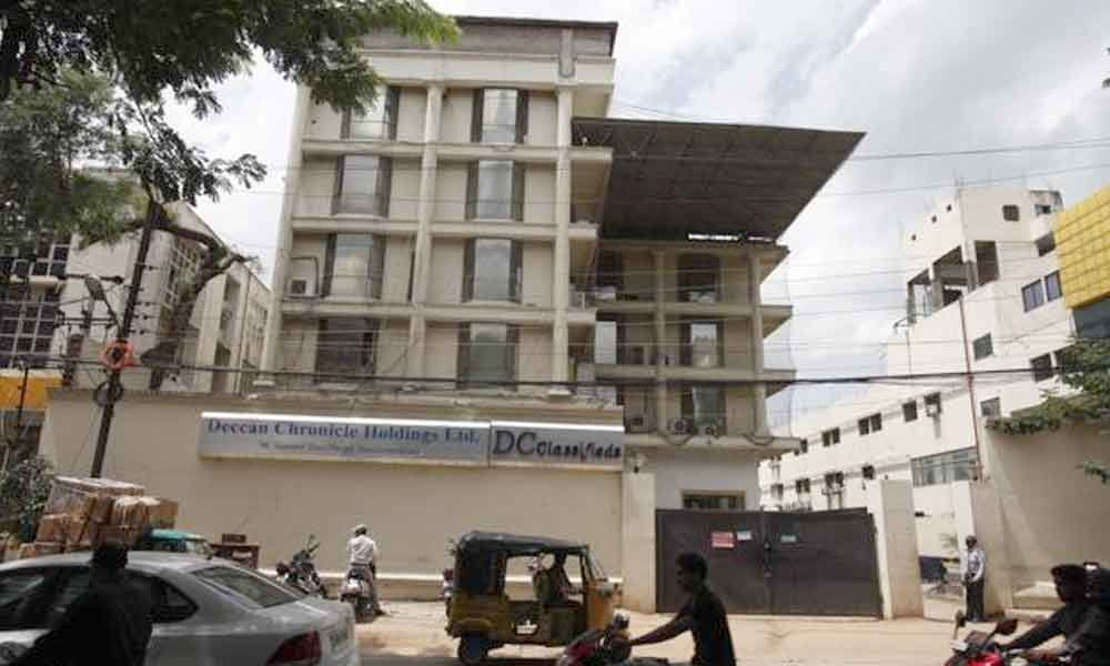 Orders in Deccan Chronicle case deferred to April 29