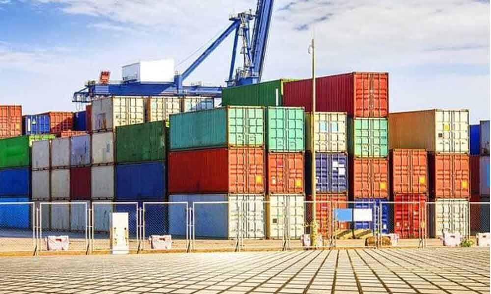 Exports go up, but trade deficit widens