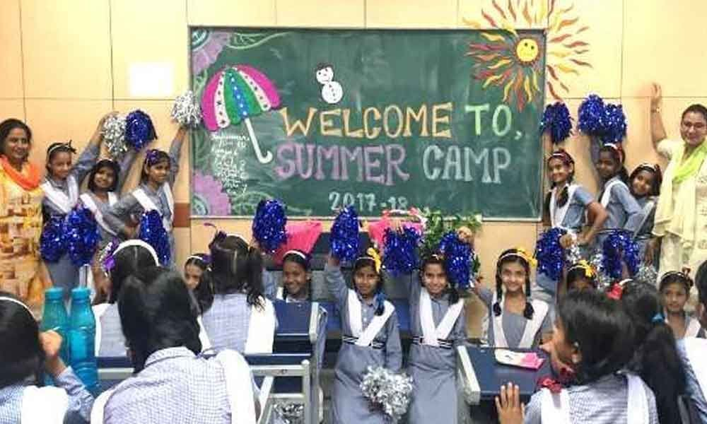 EC rejects AAP government request for ads on summer camps