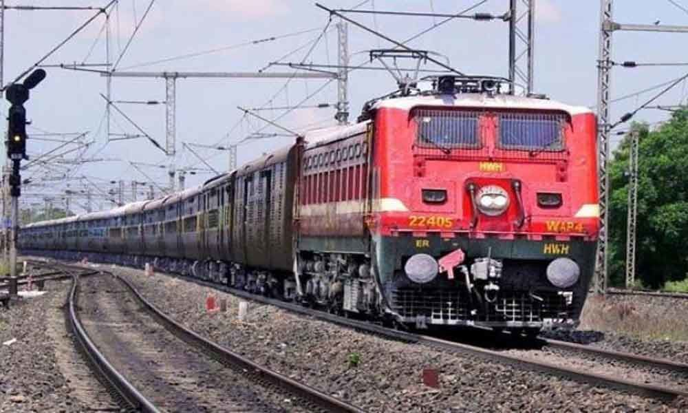 SCR move to run four specials to Kakinada