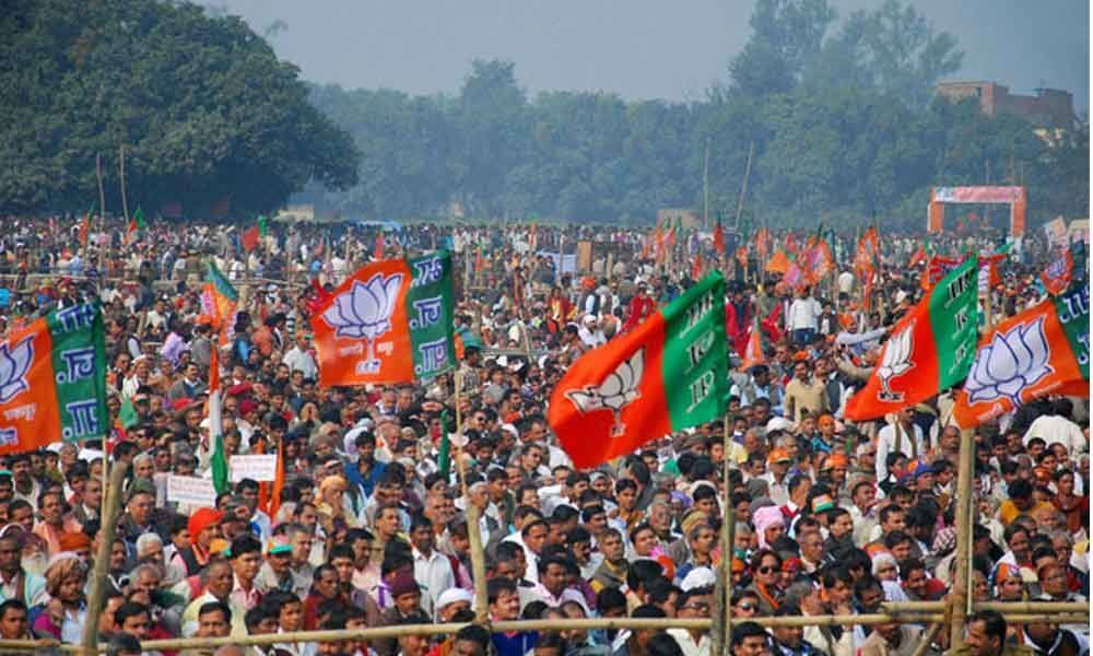 Poll campaign ends in 13 states