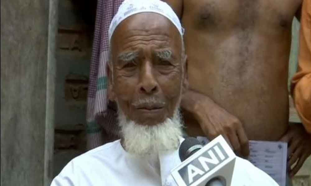 Age no bar: 116-year-old to cast his vote in Karimganj