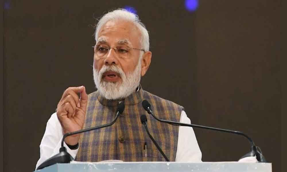 PM anguished over the loss of lives in Gujarat due to unseasonal rain