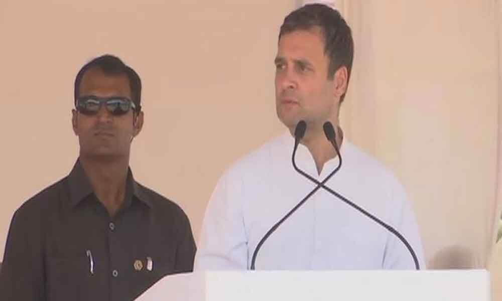 Modi has divided India, made it fight within itself: Rahul in Kerala