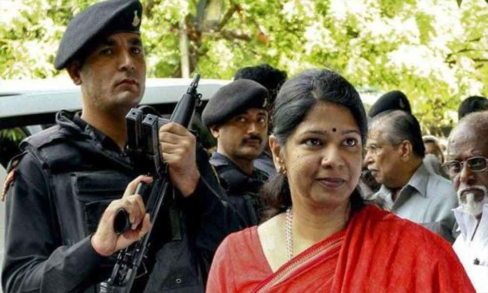 Probe agencies are now a part of BJP, used to target Opposition: Kanimozh
