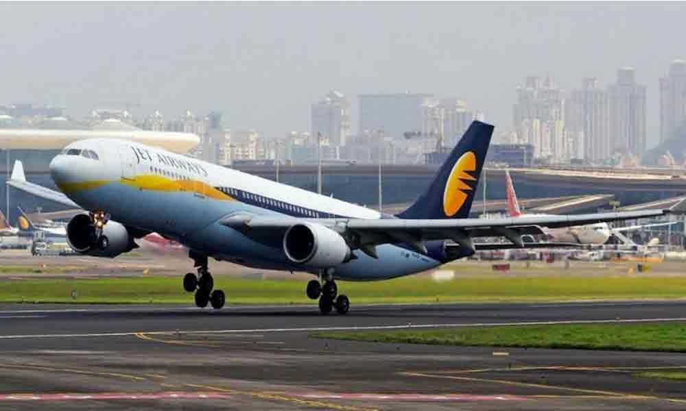 Scores of Jet Airways flights get cancelled; resulting in soaring airfares