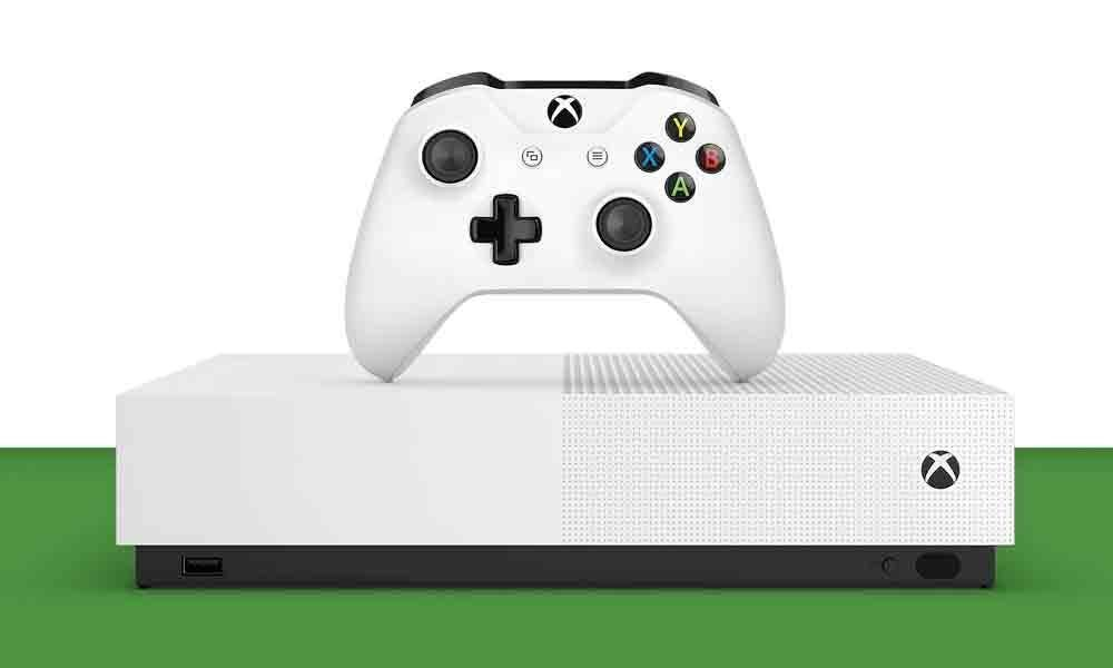 Microsoft unveils new Xbox all-digital edition