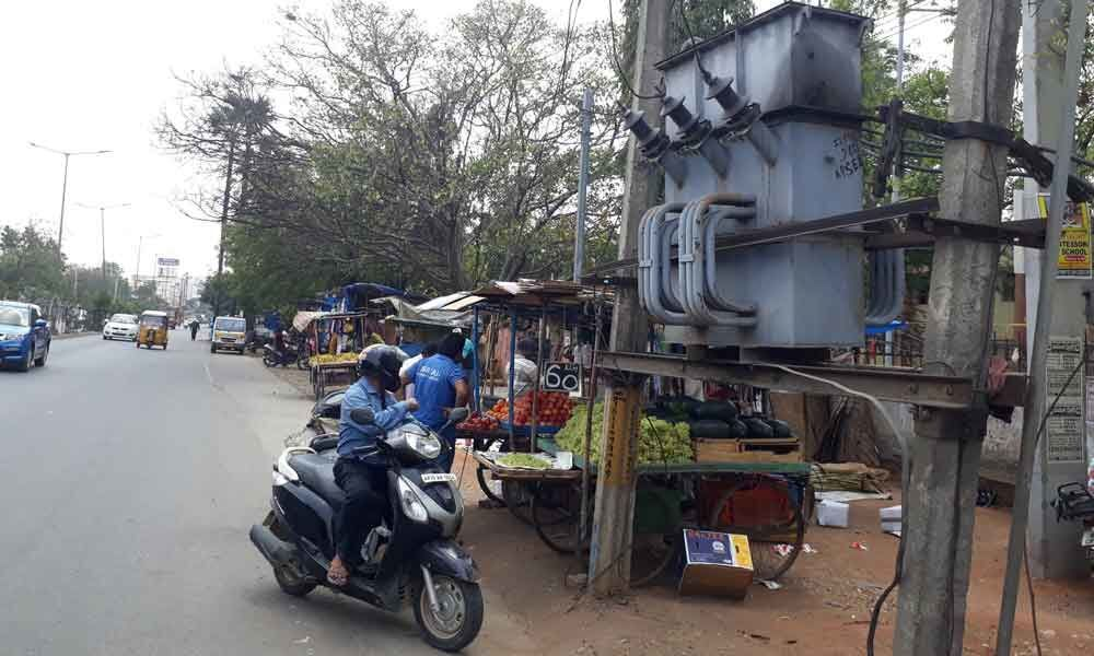 Open transformer a serious threat to life