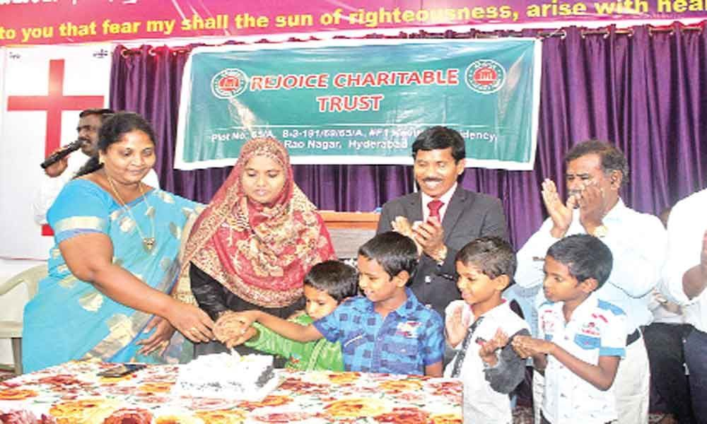 Charitable trust launched