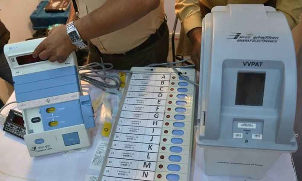 Glitches in EVMs delay polling in Odisha