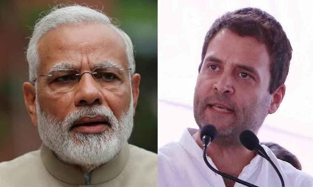 Modi, Rahul, Amit Shah urge voters to vote