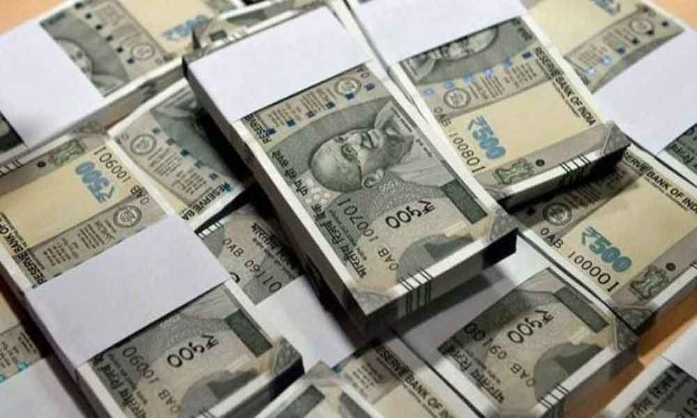 Rs 19 lakh cash seized from car in Maharashtra