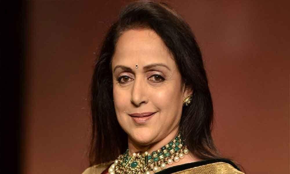 SP-BSP-RLD alliance afraid of good work done by PM Modi: Hema Malini