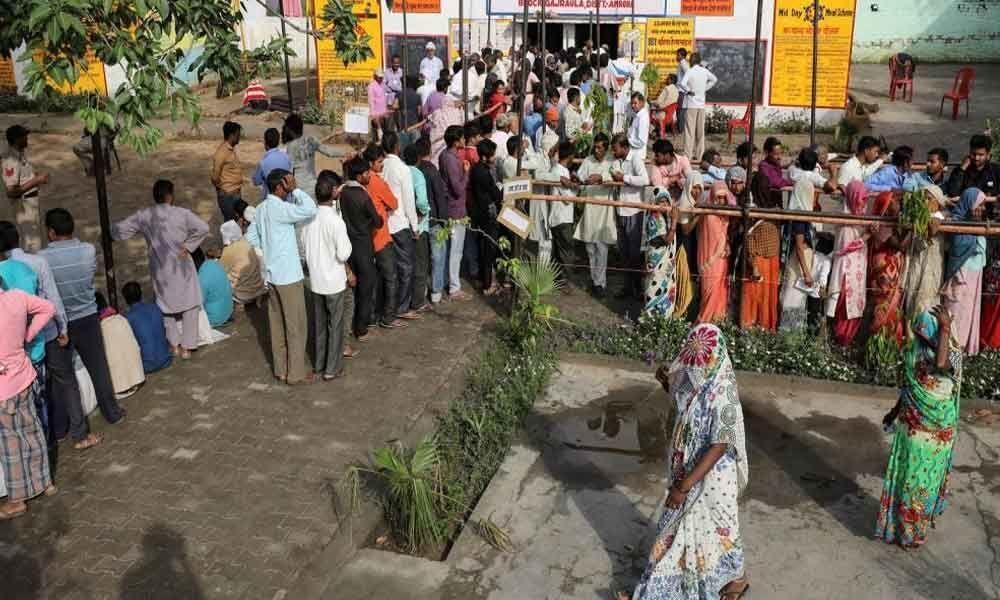 Tamil Nadu records 39.49% voting